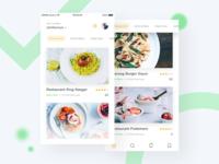 Exploration Restaurant App