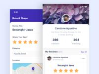 Rating & Review App