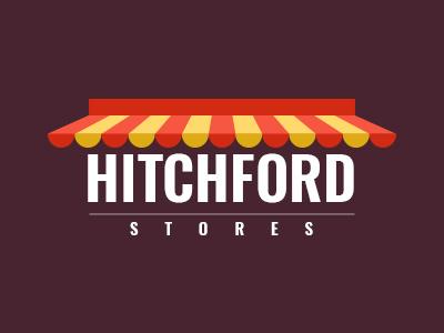 Hitchford - Logo hitchford shopping branding logo