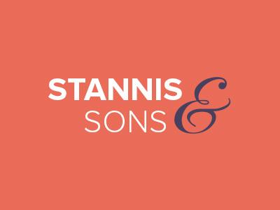 Stannis & Sons - logo ss shopping branding logo