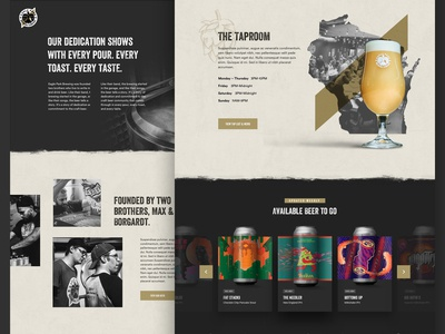 Brewery Homepage
