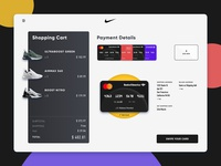 Credit Card Checkout- Black