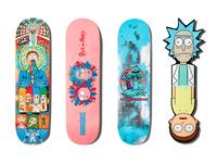 Rick and Morty Decks