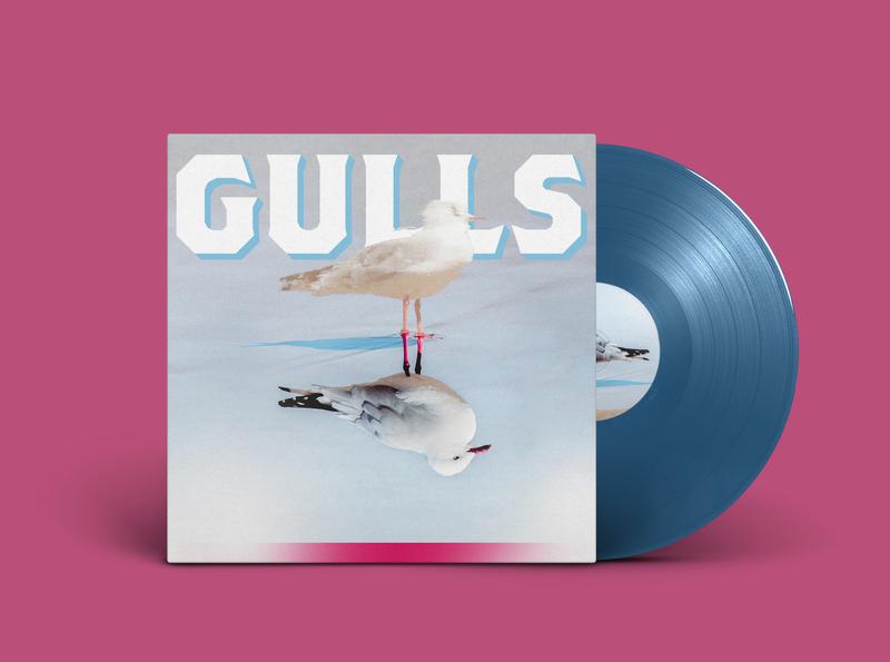 GULLS - Concept Album Art