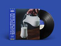 Milkless — Concept album art