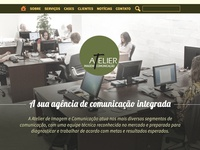 Atelier Homepage