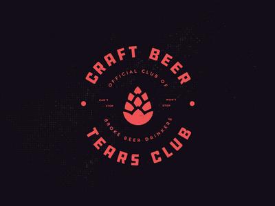 Craft Beer Tears Club