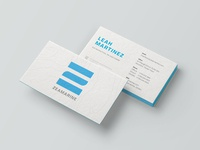 Business Card Direction