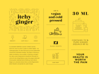 itchy ginger infographic