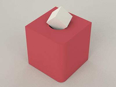 Simple Shape 02 render 3d redshift simple shapes