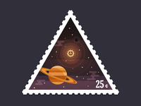 Triangular Stamp Endurance