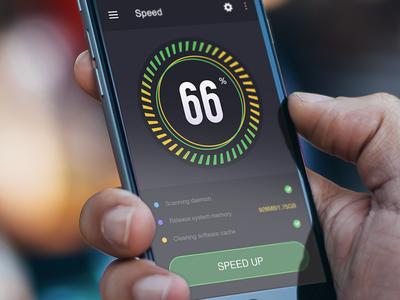 Speed Up Phone
