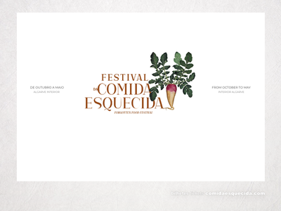 Banner for promotion of food festival affinity designer graphic design branding brand logotype food festival banner logo