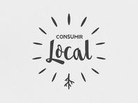 Consumir local Logo