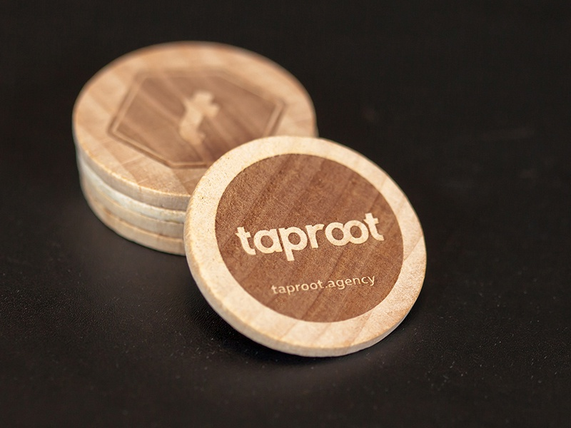 Taproot coins