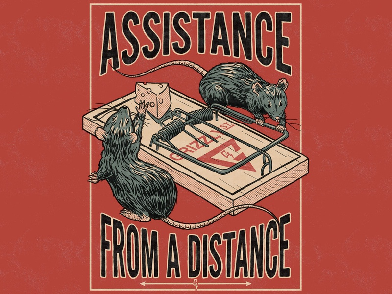 Assistance From A Distance