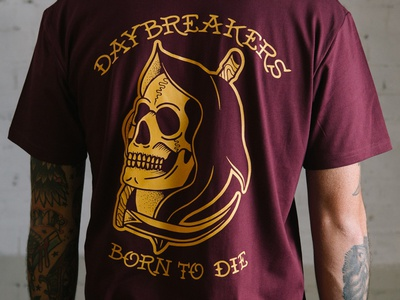 Daybreakers Born To Die Tee