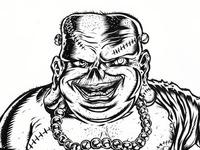Franken Buddha