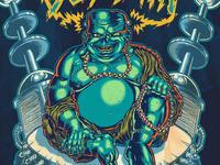 Franken Buddha Web
