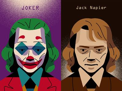 Joker illustration joker