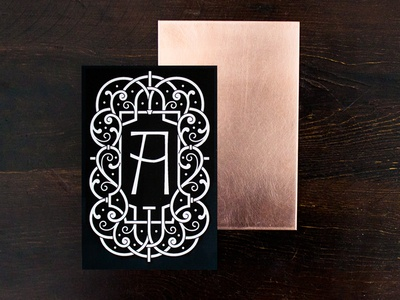 Copper Etching pt. 1