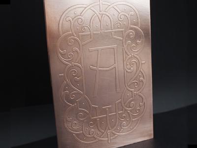 Copper Etching Pt. 9