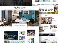 Decor/Magazine Website