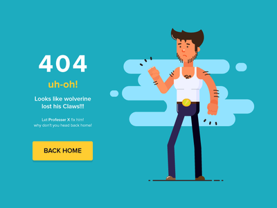 404 Page Not Found!