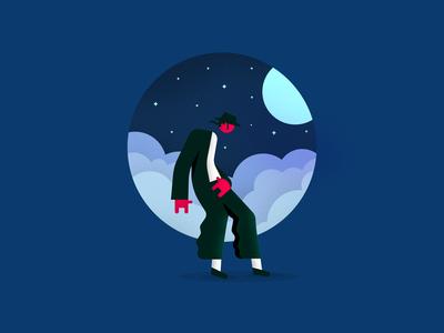 Michael Jackson illustration michael jackson mj