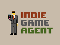 Indie Game Agent Logo