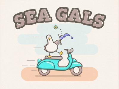 Sea Gals