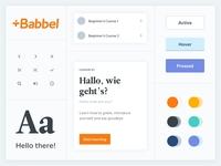 Babbel Design System