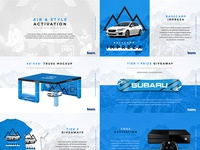 Subaru Deck