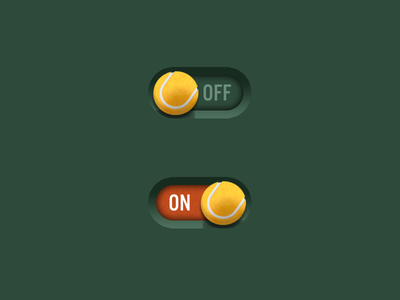 Tennis Toggles