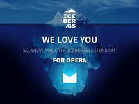 Iceber.gs Opera Extension