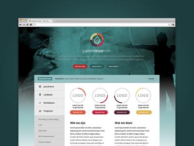Church network Website
