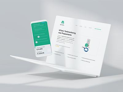 Design Metopa.nl design dutch website