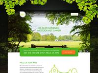 Design groenekerken.nl