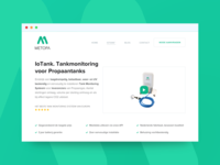 Design Metopa product page