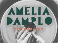 Amelia Damplo Videography Logo