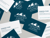 Elevated Living Brand Identity