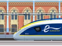 E320 Eurostar