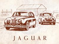 Jaguar Mk2 Racing