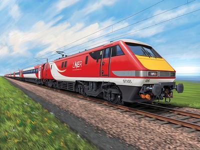 LNER Class 91