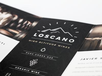 High Altitude Wines | Brochure