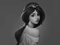 Jasmine - Fan Art