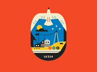 Trawler LK234