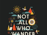 Not all who wander full