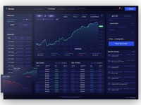 Crypto Exchange Dashboard