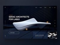 Architecture product design website